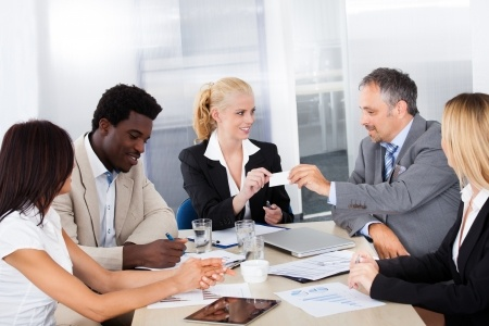 Sidney Albert Albany Jcc Business Card Exchange Program