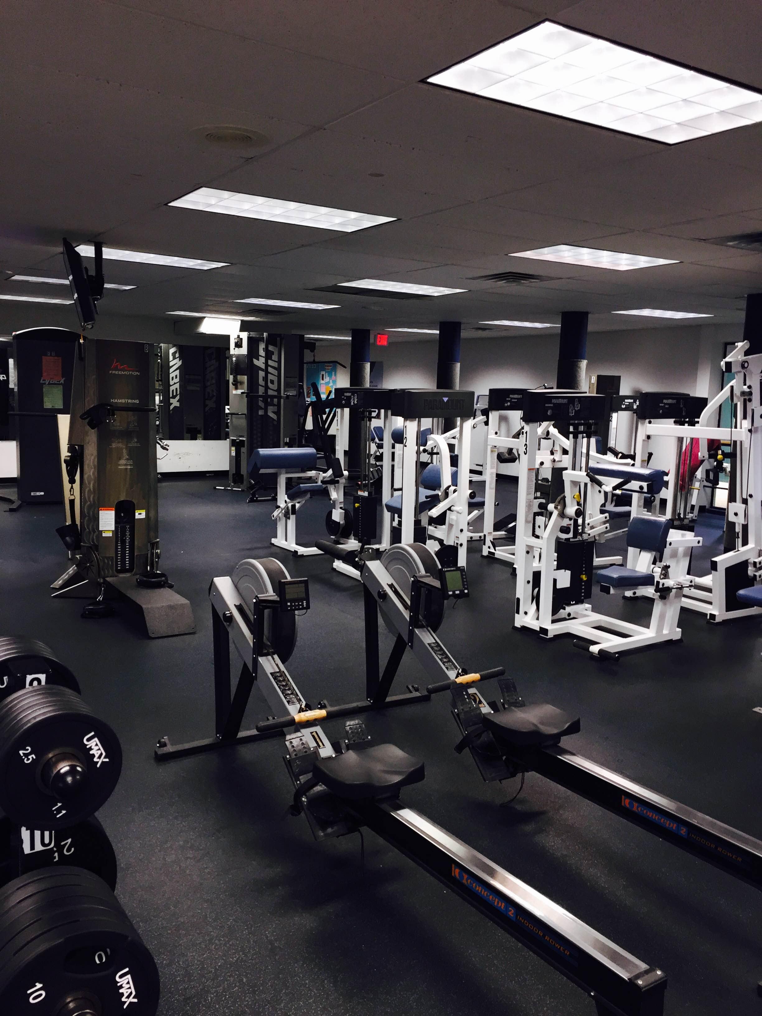 Sidney albert albany jcc the george kasselman fitness center